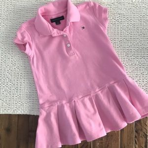 Girls Tommy Hilfiger Dress